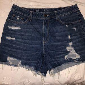 Jean Festival Shorts